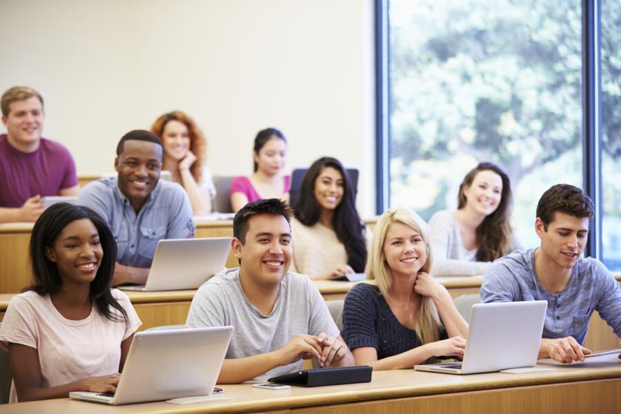 Есть ли место ЗОЖ в колледжах США?