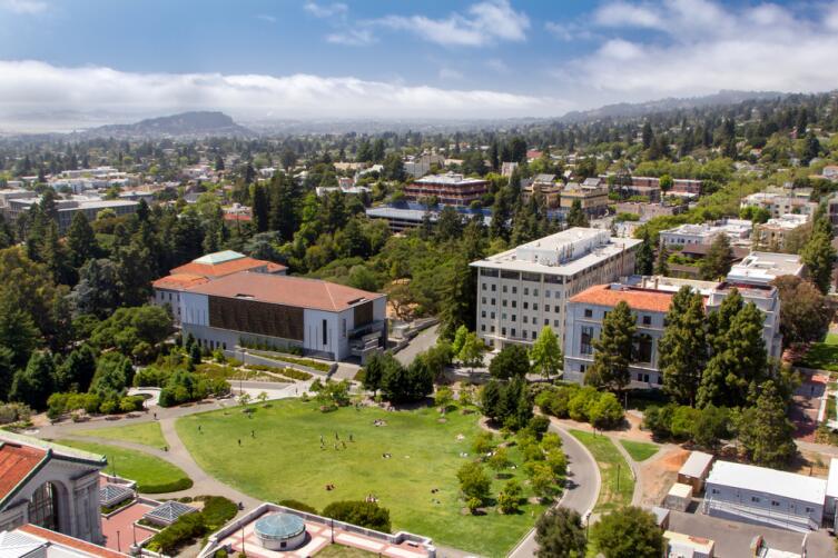 Панорама Калифорнийского университета