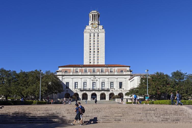 Университет Техаса в Остине