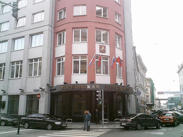 Москва, улица Петровка, 22