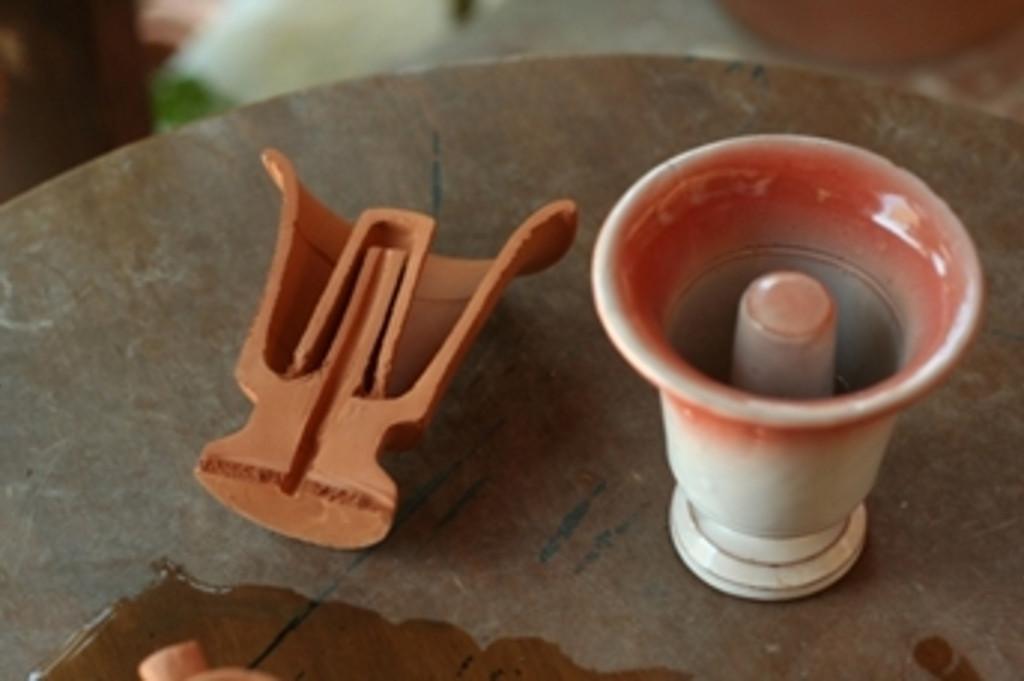 Так выглядит чаша Пифагора