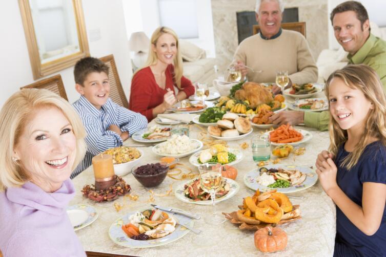 Сделайте потребление пищи ритуалом