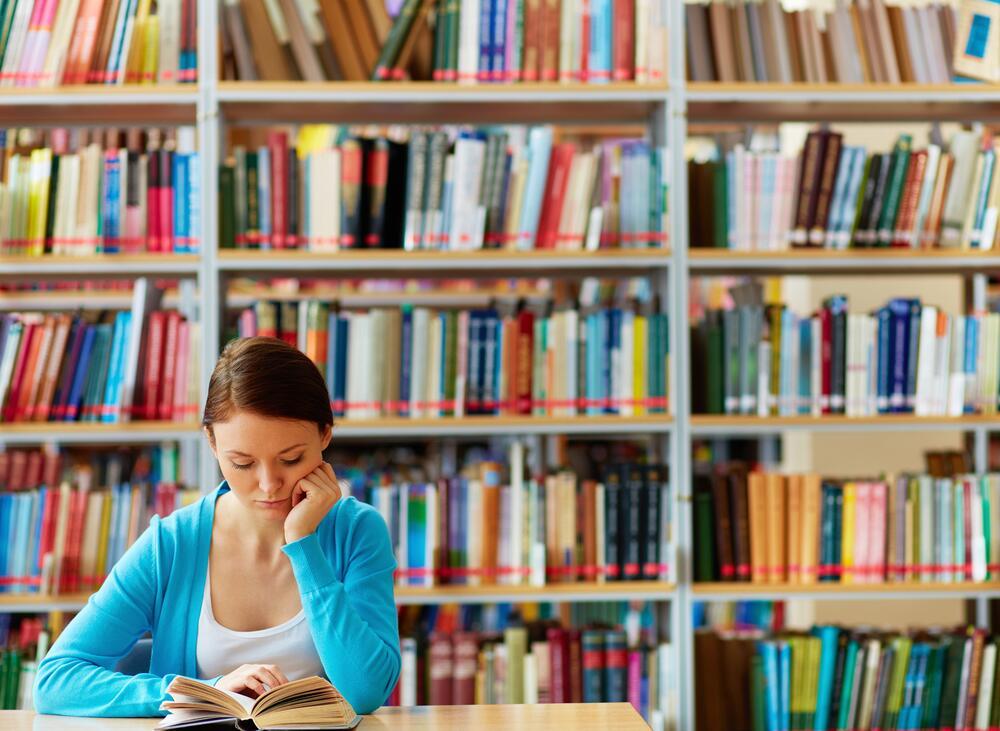 Меняйте книгу, если чтение вас не увлекает