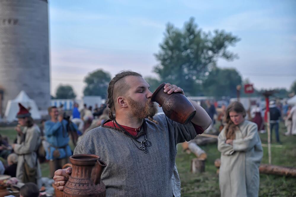 По шумовому фону Средневековье было гораздо тише нашей эпохи