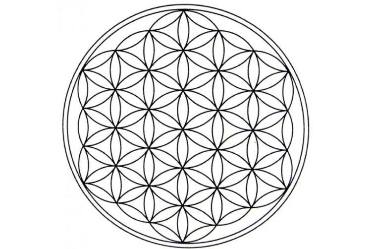 Может ли мандала «Цветок жизни» исполнять желания?