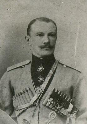 Яков Фёдорович фон Гилленшмидт