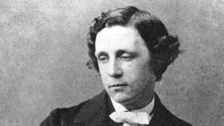 Льюис Кэрролл, 1863 г.