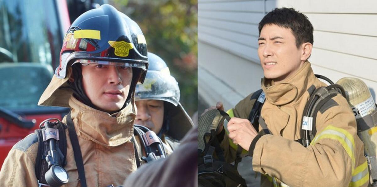 Ли Чжун Хёк в роли Кан Чхоль Су