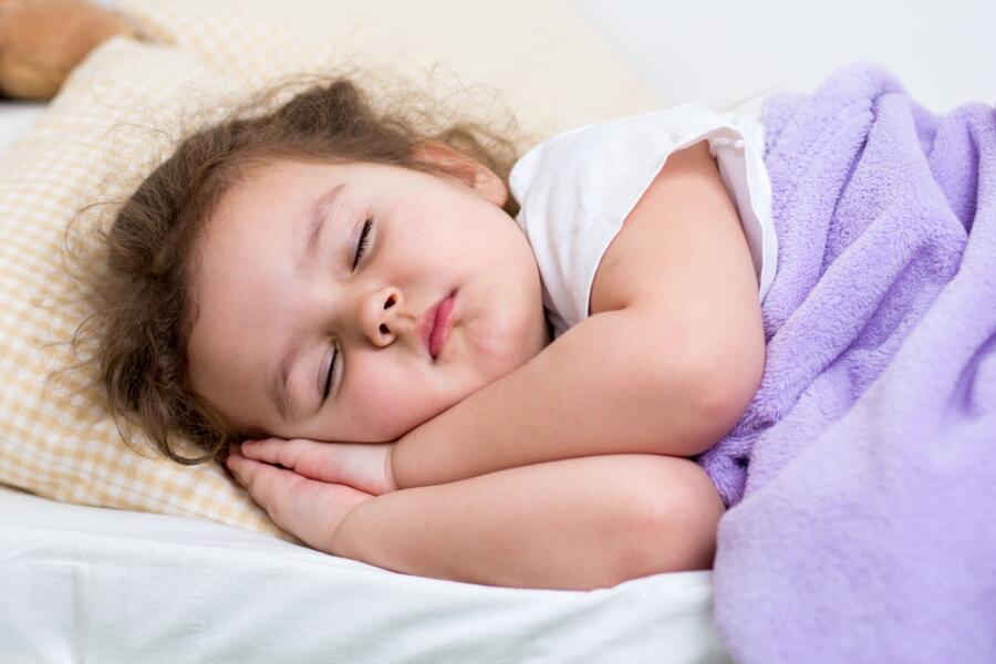 Как наладить детский сон?