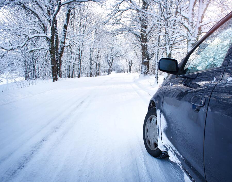 Какие они, зимние дороги?