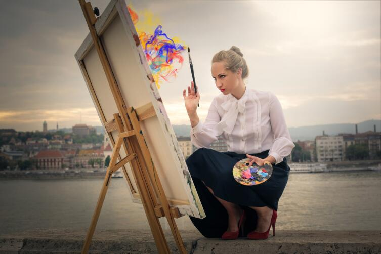 Как можно выйти из депрессии творческому человеку?