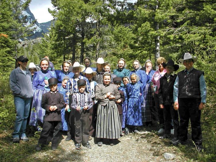 Кто такие амиши?