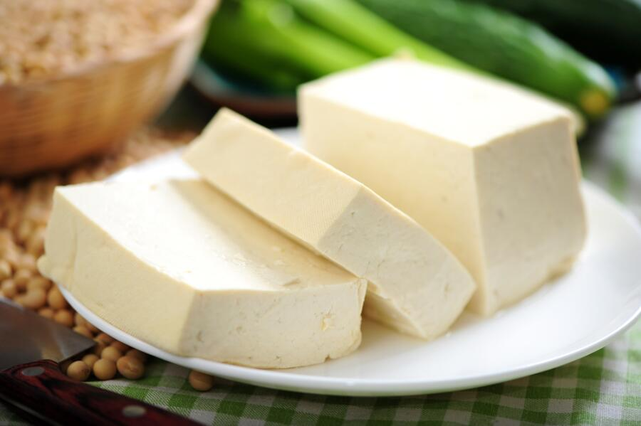А вы пробовали тофу?
