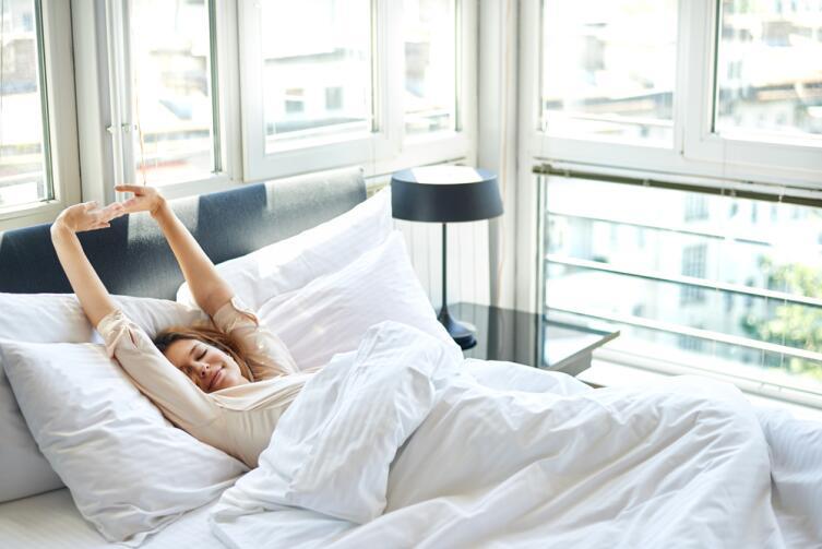 Что делать, если не можешь выспаться? Подобрать правильную подушку!