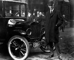 Генри Форд и «Модель Т»