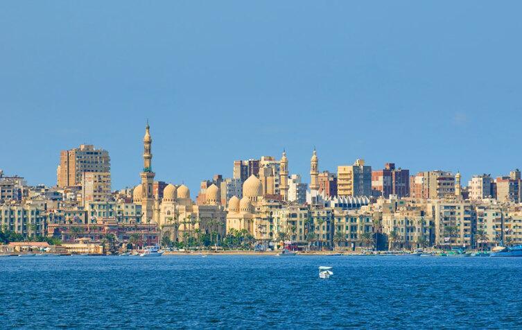 Александрия Египетская в наше время