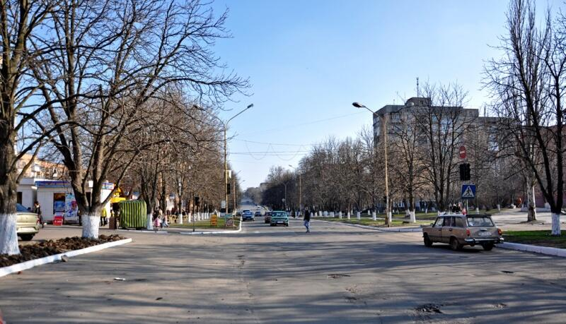 Александрия Украинская