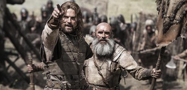 Данила Козловский в фильме «Викинг». Неужели наши предки были такими дикарями?