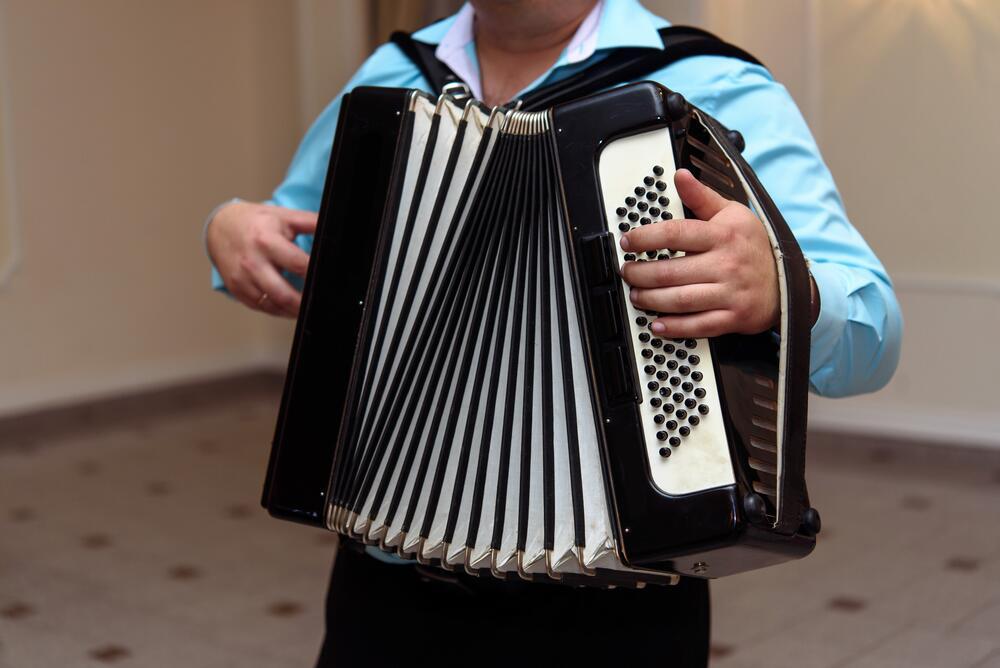 Зачем учатся играть на гармони?