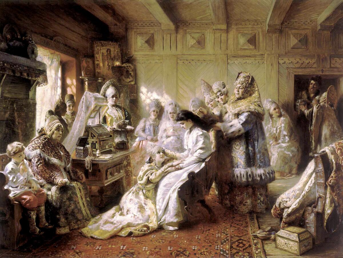 Кто стал одним из первых женских идеалов в Древней Руси?