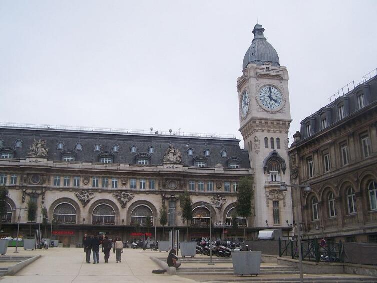 Лионский вокзал, Париж, Франция