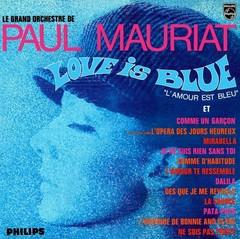 Какого цвета может быть любовь? История песни «L'amour Est Bleu» («Love is Blue»)