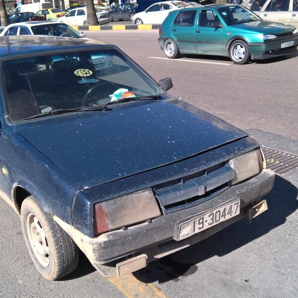 Наши автомобили в Аммане