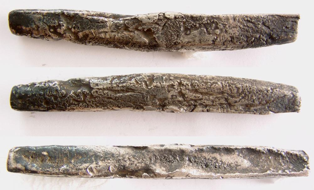 Подробнее Новгородская гривна из селища в районе Копорья