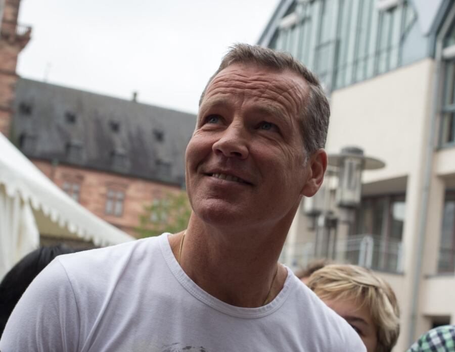 Генри Маске, сентябрь 2014 г.