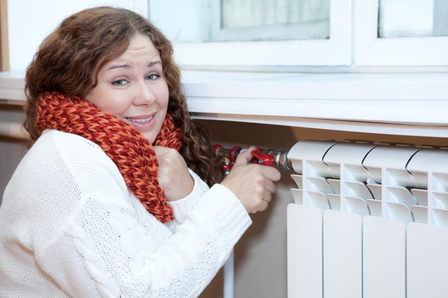 Как быть, если квартира плохо отапливается?