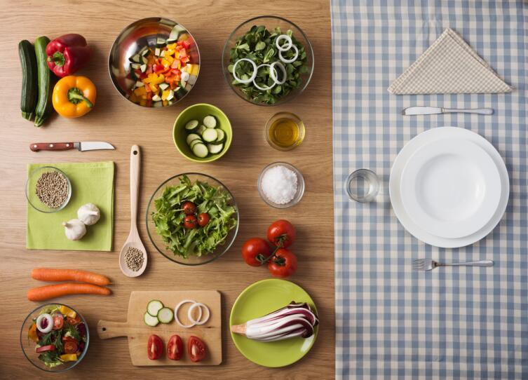 Как превратить обычное меню в здоровое питание? Есть почаще...