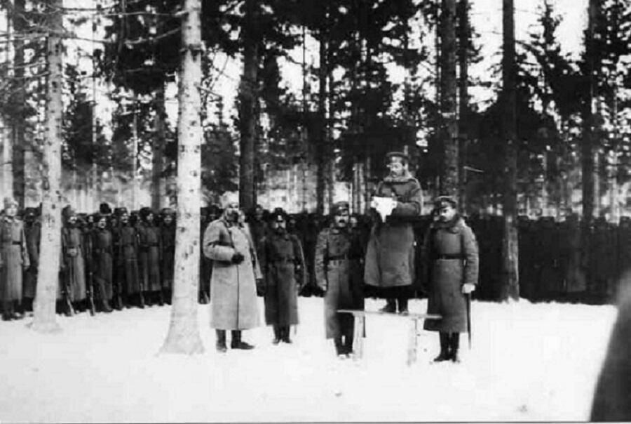 Командир Гренадерского корпуса генерал-лейтенант Д. П. Парский