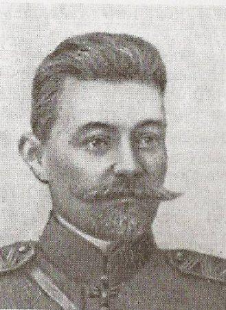 Дмитрий Павлович Парский