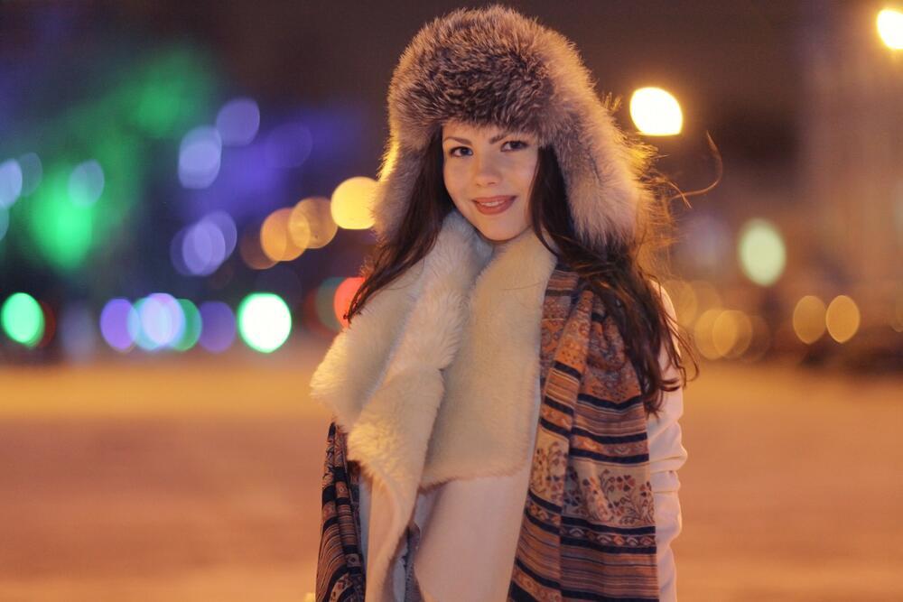 Как правильно вести себя в морозную погоду?