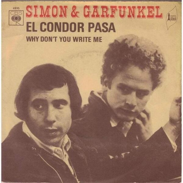 История песни «El condor pasa», или Как народная перуанская мелодия стала мировым хитом?