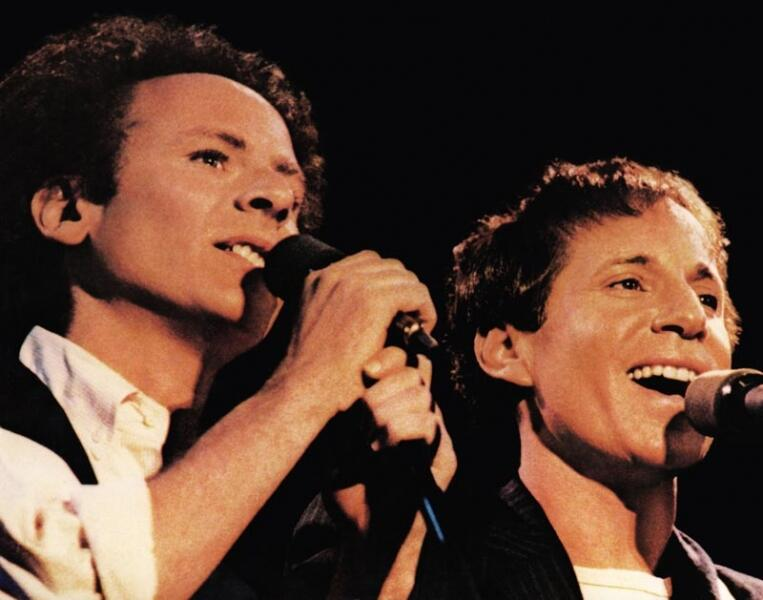 Дуэт SIMON AND GARFUNKEL