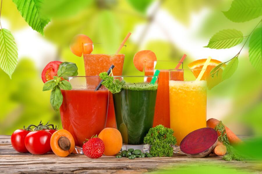 Полезны ли фруктовые соки?