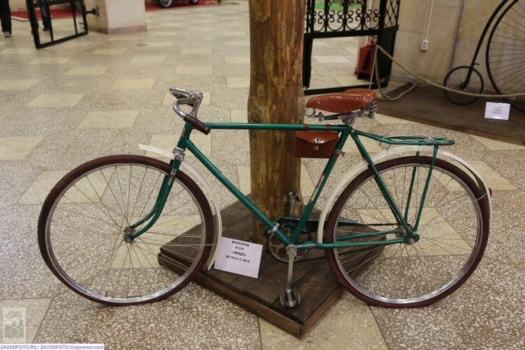 Велосипед «Урал»