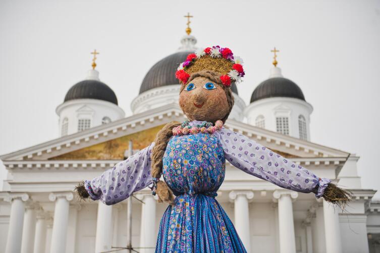 Как празднуется Масленица в разных странах?
