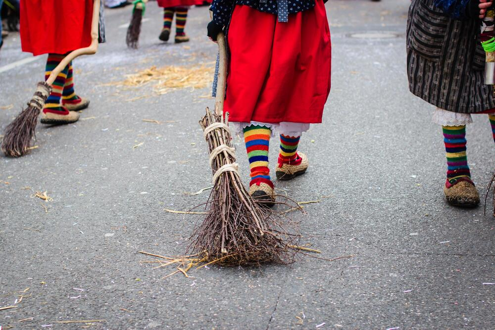 Шествие духов в Германии