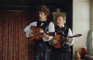 О чём поётся в песне «Уно моменто» из к-ф «Формула любви»?