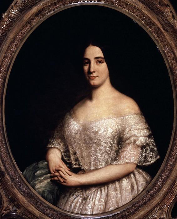 Джорджа Хили, «Портрет Йенни Линд»
