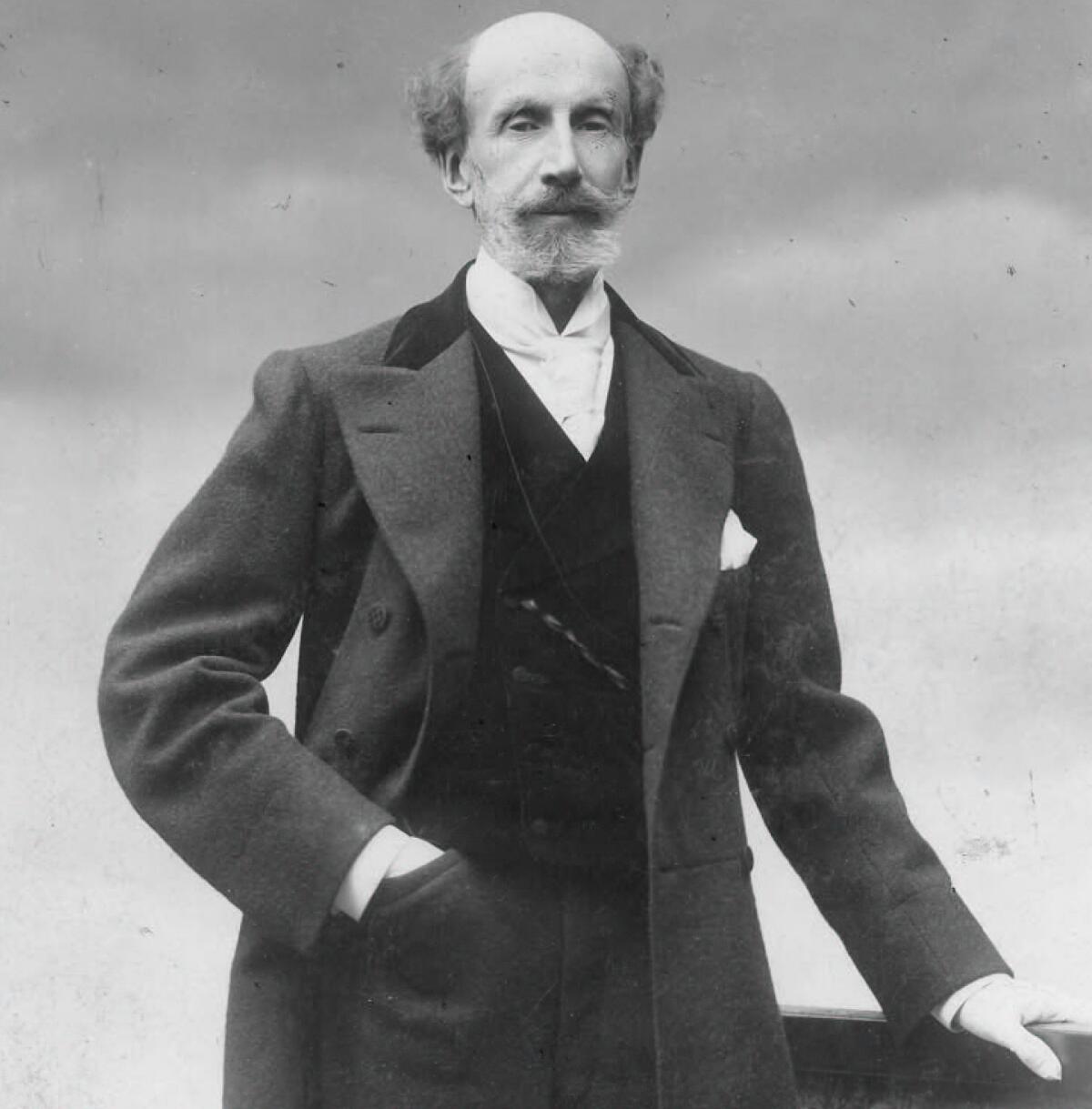 Эдмон Мельхиор Жан-Мари де Полиньяк