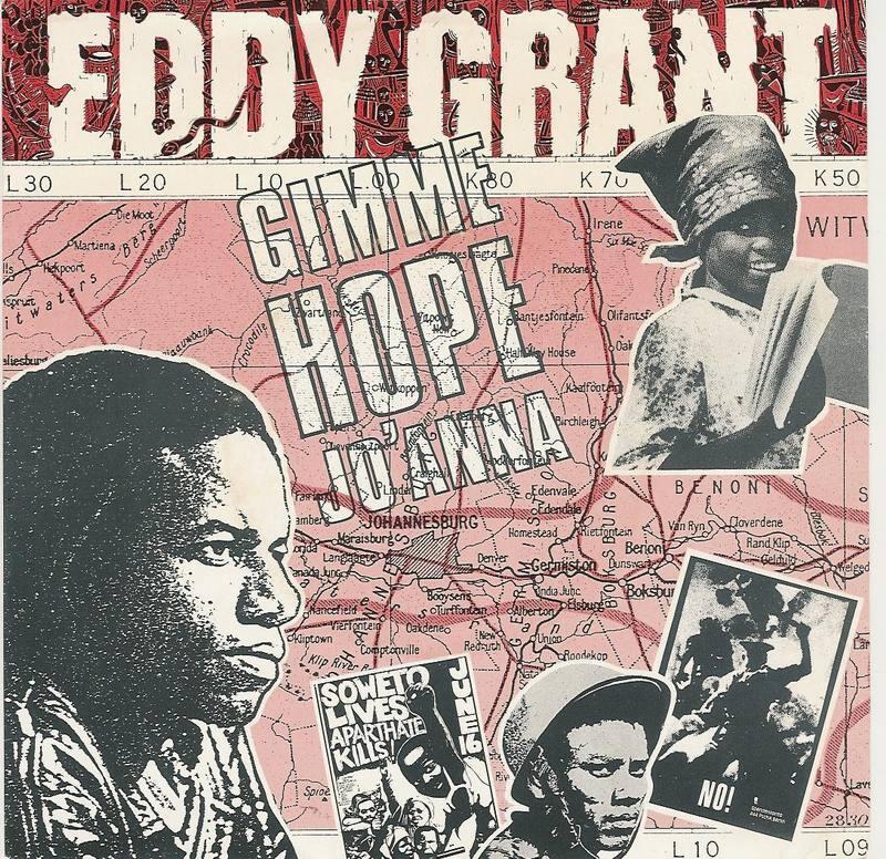 О какой такой Джоанне пел Эдди Грант в песне «Gimme Hope Jo'anna»? Ко дню рождения певца