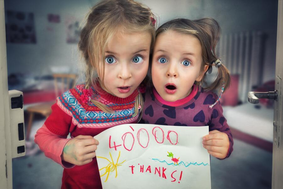 «Спасибо» под лупой, или Умеемли мы благодарить?