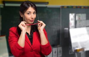 Визит учительницы, или Как усмирить непослушного ученика?