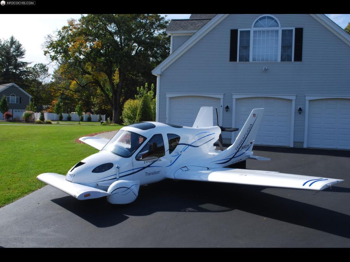 Модель самолетомобиля