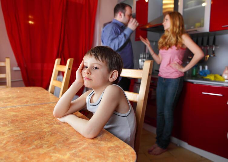 «Дружные» семьи стараются уберечься от стороннего вмешательства