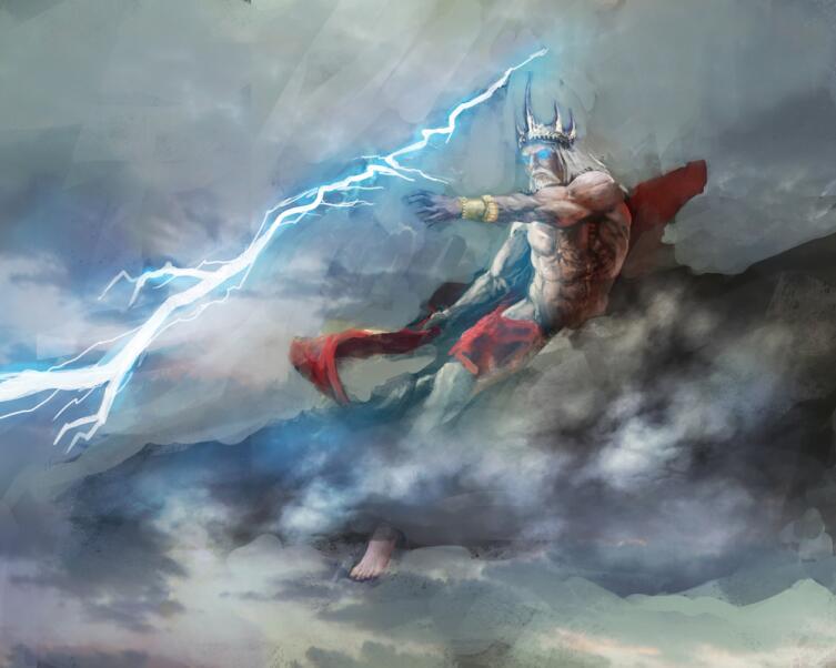 Как только люди узнали, что молниями управляет не Зевс, они научились делать громоотводы