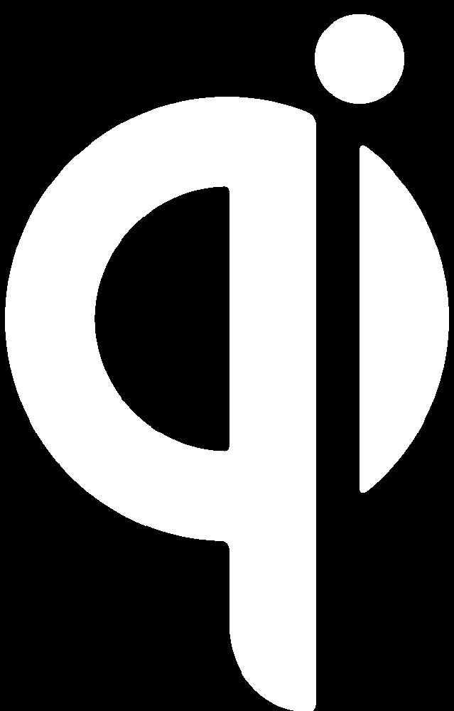 Логотип Qi